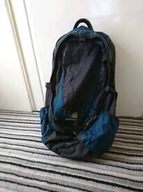 Walking rucksack nearly new