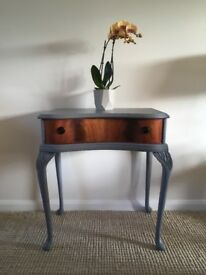 Hall/dressing table Upcycled