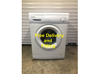 6 Month Old ProAction Washing Machine - Free Delivery and Fitting - Immaculate, Instructions
