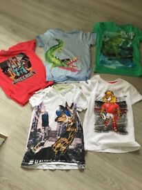Boys clothes all like new size 6-8 yrs