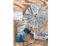 Pregnancy Test Bundle *Clearblue Digital With Weeks Indicator*