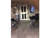Under new management salon in Stourbridge