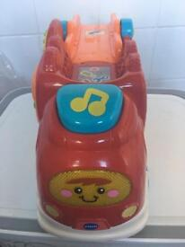VTech baby 80-136604 tut tut speedster car transporter