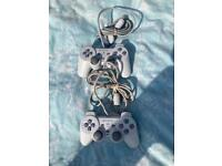PlayStation one/two controllers