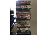 Assorted DVDS non scratched