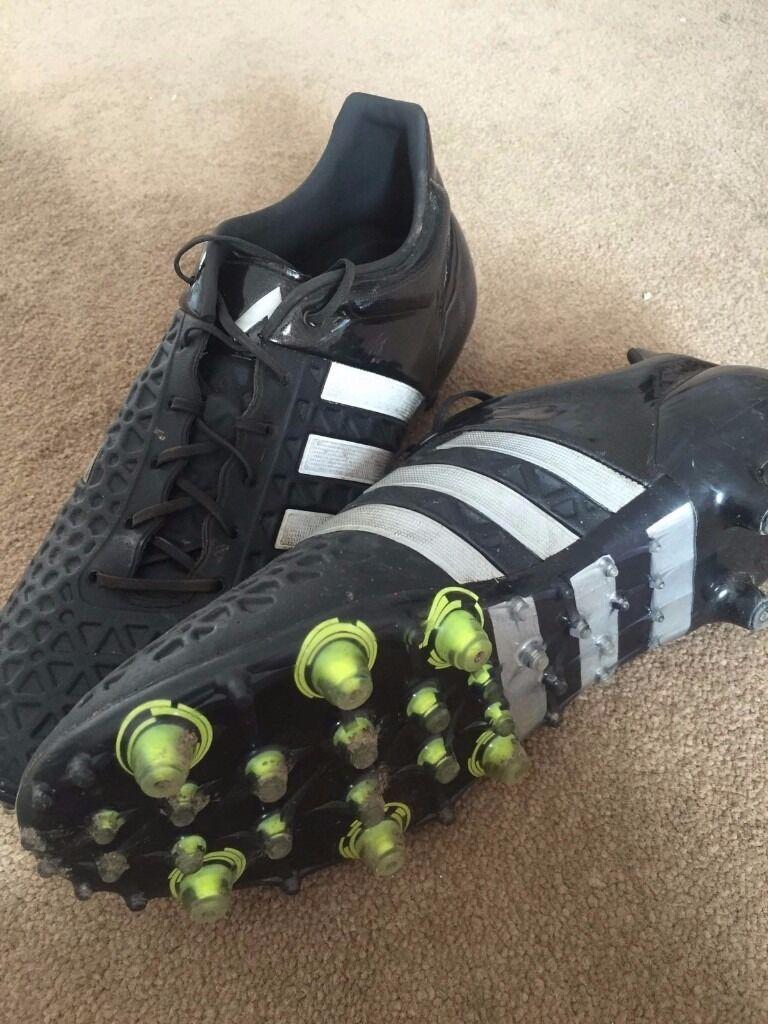 Adidas Ace 15.1 Football Boots Size 9.5  e3779ca1b