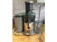 Sage by Heston Blumenthal Nutrition Juicer