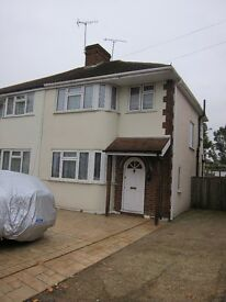 Lovely 3 bedroom semi detached house with double garage - Great Location