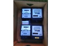 Electricity card sub meters for landlords with cards x2