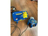Nintendo 64 - Pokémon edition