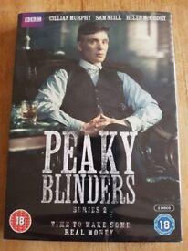 Peaky Blinders DVD - Season 2