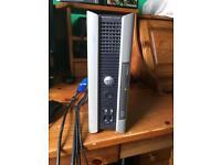 Dell SFF pc swap cb ham radio