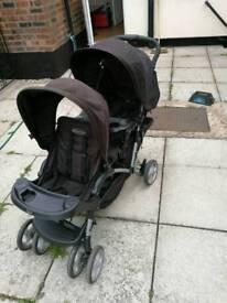 Graco STADIUM DUO PUSHCHAIR