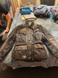 Bikers jacket size large