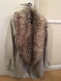 Ladies leather jacket/ coat