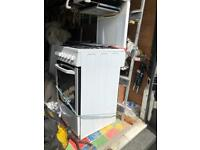 Beko free standing oven/ hob /grill