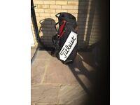 New titleist stand bag