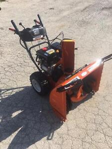 "**ON SALE**  30"" Columbia HD Snowblower"