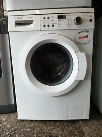 Bosch 8 Kilo 1400 Spin Washing Machine