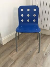 Chair for childrens desk