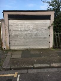 VACANT GARAGE TO RENT IN EAST HAM!