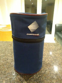Campingaz lantern plus new gas canister