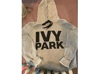 Ivy Park thin hooded jumper