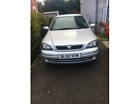 Silver, 3 door, in good condition, 1 years MOT. Only selling as 3 door is not practical for family