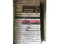 Xbox 360 Kinect + Games + Accessories