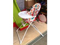 Aldi night chair used but in good condition