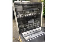 Integrated Neff dishwasher