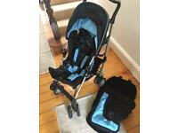 Silver cross pop buggy pram sold pending collection
