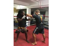 Rooney's Boxing Gym Muai Thai Boxing Classes in Central London