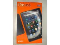 Amazon Fire HD 8 with Alexa - Plum 32gb