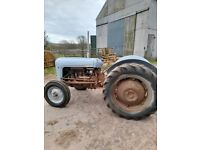 Ferguson FE35 Vintage Tractor