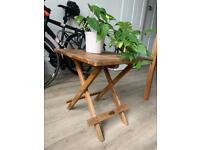 Garden Pleasure folding table
