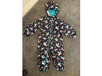 Mountain Warehouse Puddlesuit 12-18 months