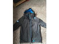 Men's small superdry coat