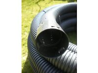 25 m Naylor Perforated Drainage Pipe 100mm Diam