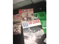 70 history of the Second World War magazines