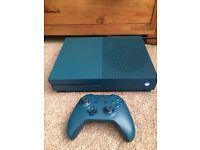 Xbox One S (Deep Blue) console 500GB