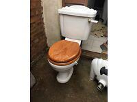 Qualitas Toilet & Sink Set