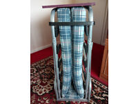 CLEARANCE!!!!!!!!! Auto Leg Small Double Guest Bed