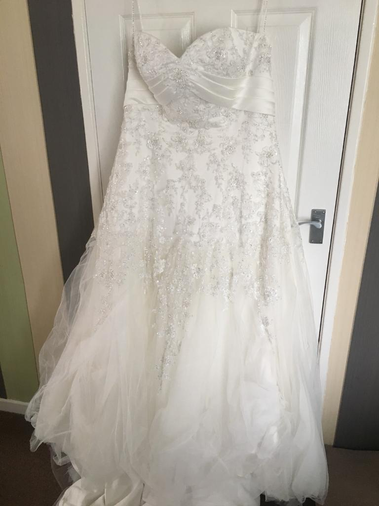 Mark Lesley Wedding Dress | in Doncaster, South Yorkshire | Gumtree