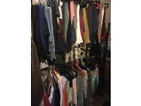 600 designer and high street brands ladies clothing ideal for Ebay store / shop / market