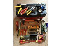 Handyman/Electrician Tools.