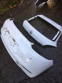 Vw scirocco rear bumper and bootlid Genuine can deliver