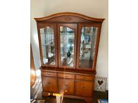 Period Style Formal Dining Units and Matching occasional Table