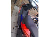 125cc pulse lightspeed 2 want gone this week ?