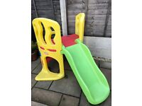 Little Tikes Hide and Slide - For quick sale